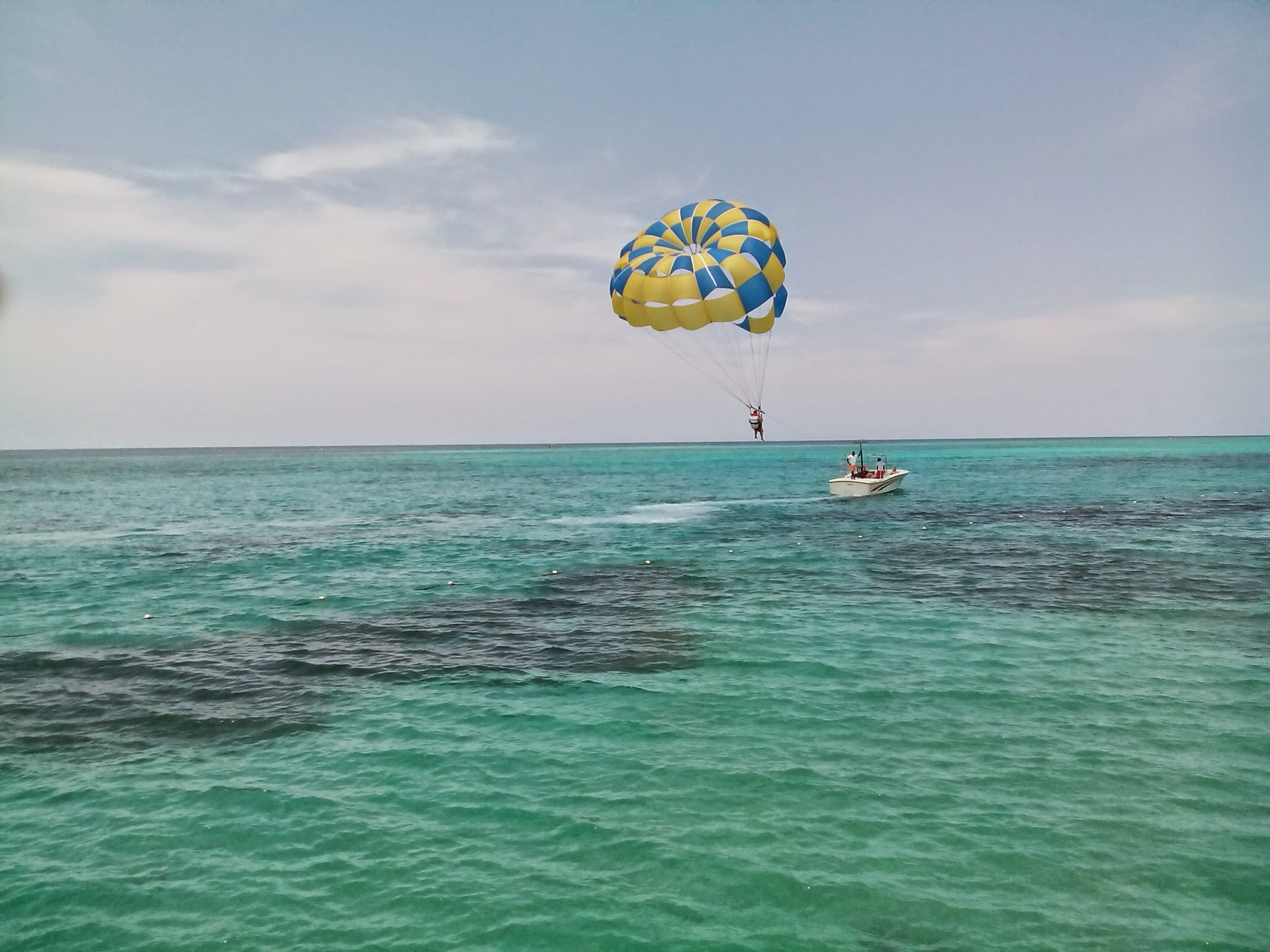 Parasailing Watersports Montego Bay Jamaica From Montego Bay Hotels