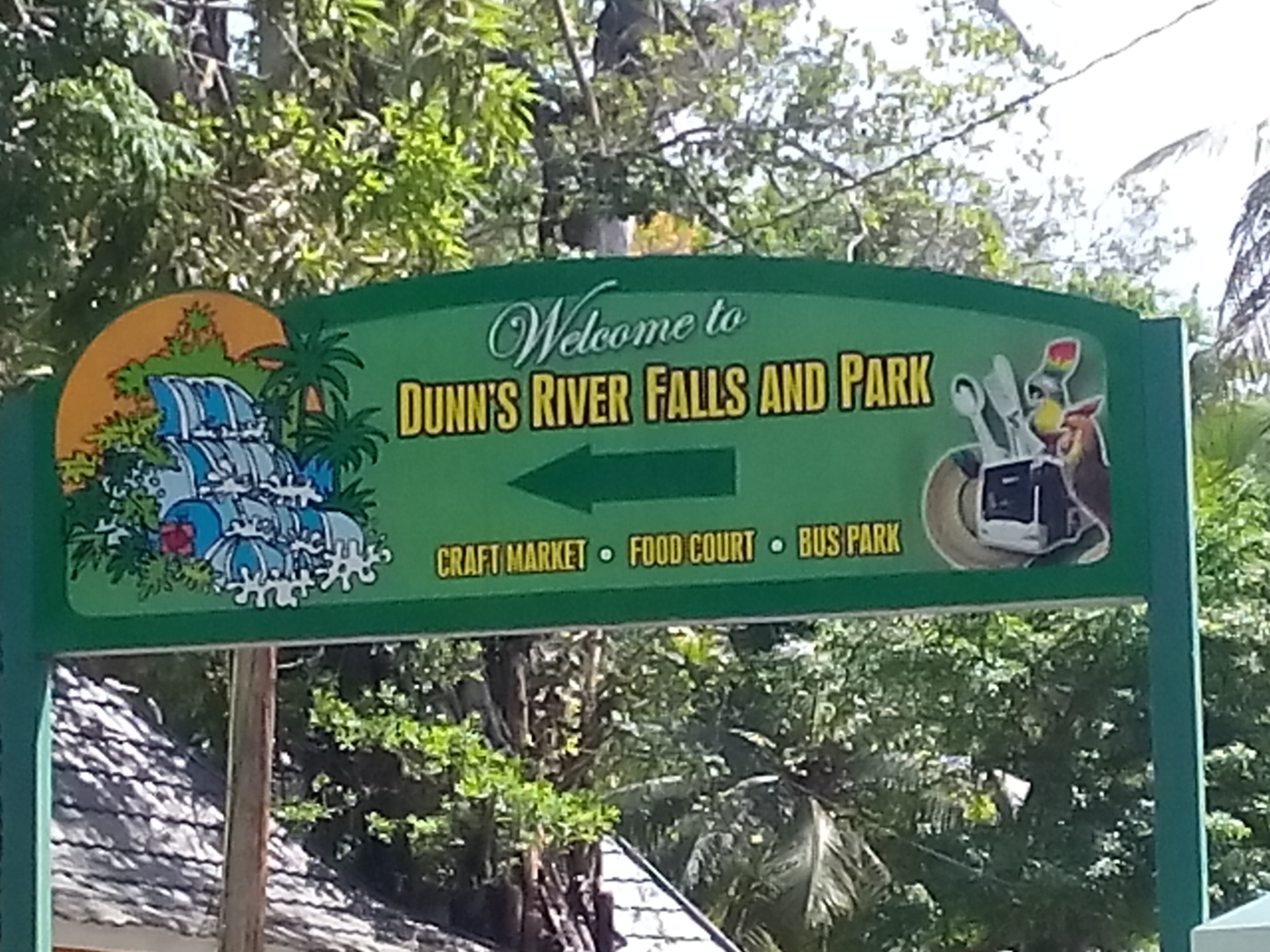 Dunns River Waterfalls Tour From Montego Bay