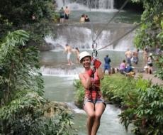 Ys Falls Combo Black River Safari Boat Tour Negril Sightseeing Packages