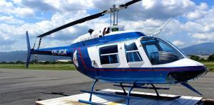 Kingston helicopter Sightseeing Tours