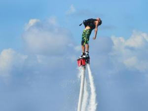 15 Mins Flyboard Montego Bay Watersports Flyboarding Packages